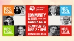 Community builder of the year gala