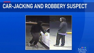 CTV Ottawa: Car-jacking and robbery