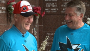 The Ottawa roots of Sharks' GM