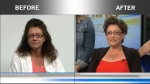 Monday Makeover - Peggy Leroux - June 6, 2016