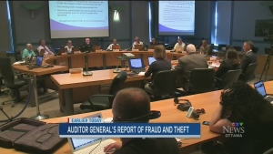 CTV Ottawa: City AG's report on fraud and theft