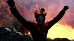 Daring the depths of volcanoes
