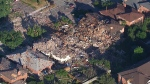 Mississauga house explosion