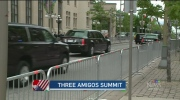 CTV Ottawa: Excitement with Obama's motorcade