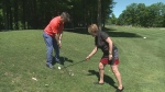 Golf Tips: Hitting the ball low