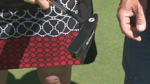 Golf Tips: Touch with the putter