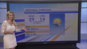 CTV Morning Live Weather July 26
