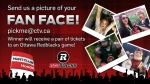 FAN FACE Friday on CTV Morning Live
