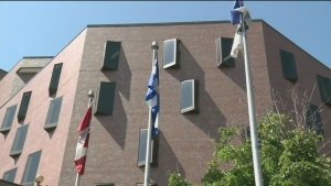 CTV Ottawa: Evacuation at Gatineau City Hall