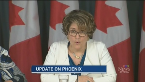 CTV Ottawa: Update on Phoenix pay system