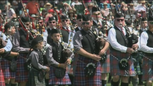 CTV Ottawa: Highland Games