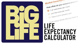 Project Big Life - Calculate your life expectancy