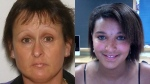 Linda and Cheyenne Daniel, who disappeared in 2011 and are believed to have been murdered, are shown in these photos provided by Waterloo Regional Police.