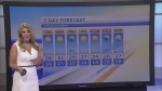 CTV Morning Live Weather Aug 23