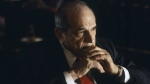 """Actor Steven Hill is seen as D.A. Adam Schiff in a scene from """"Law & Order"""" in 1998. (Jessica Burstein / NBCU Photo Bank)"""