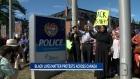 'BLM' protest in Ottawa