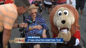 Sens Hometown Tour – Day 3