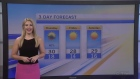 CTV Morning Live Weather August 25