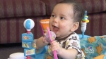 With daycare spots in high demand, some parents ar
