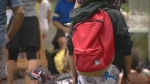 Activists say that as many as several thousand non-landed immigrant children are ineligible to attend public schools in Quebec.