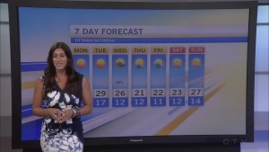 CTV Morning Live Weather Aug 29