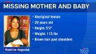 CTV Ottawa: Missing mother and baby