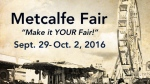 Metcalfe Fair 2016