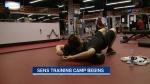 CTV Ottawa: Sens training camp underway