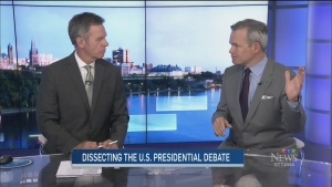 CTV Ottawa: Dissecting the presidential debate