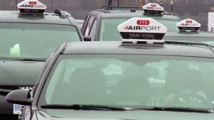 CTV Ottawa: Uber cleared for pickup at Airport
