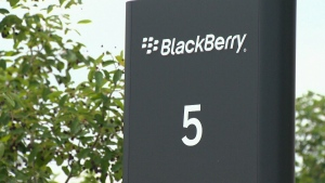 CTV Ottawa: Blackberry outsourcing phones
