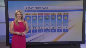 CTV Morning Live Weather Sept 29
