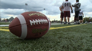 CTV Ottawa: Gee Gees Football is a family affair