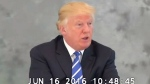 Extended: Trump's deposition video, part two