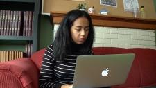 Yasmine Mehdi is the editor of La Rotonde