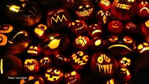 Upper Canada Village's Pumpkinferno on Saturday, Oct. 15, 2016. (Lisa Estall/CTV Viewer)