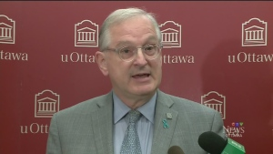 CTV Ottawa: U of O sex scandal