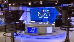 CTV Ottawa set