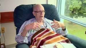 WWII veteran George Roper