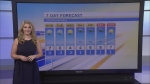 CTV Morning Live Weather Oct 24