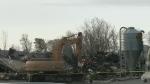 CTV Ottawa: Massive barn fire