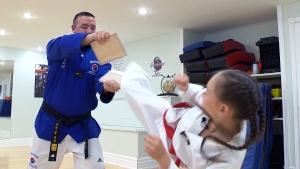 CTV National News: Busking for a black belt