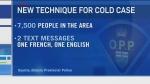 CTV Ottawa: Police use new technique for cold case