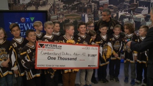 CTV Ottawa: Myers Team of the Week - Oct. 26, 2016