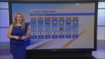CTV Morning Live Weather Oct 27