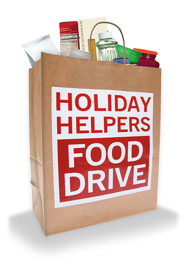 christmas food drive - photo #45