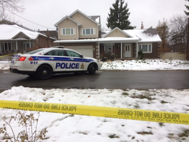 Police investigate double homicide in Ottawa, man in custody in Montreal