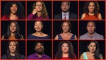 """Using data from Statistics Canada, the TSO invited singers to record """"O Canada"""" in the 12 most commonly spoken languages nationwide. (Toronto Symphony Orchestra)"""