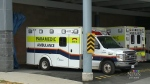 Paramedics in Ottawa