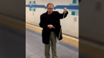 Edmonton police are looking for a man who allegedly approached two young women wearing hijabs, fashioned a noose in a rope he took from his pocket and said it was meant for them. (THE CANADIAN PRESS/HO-Edmonton Police Service)